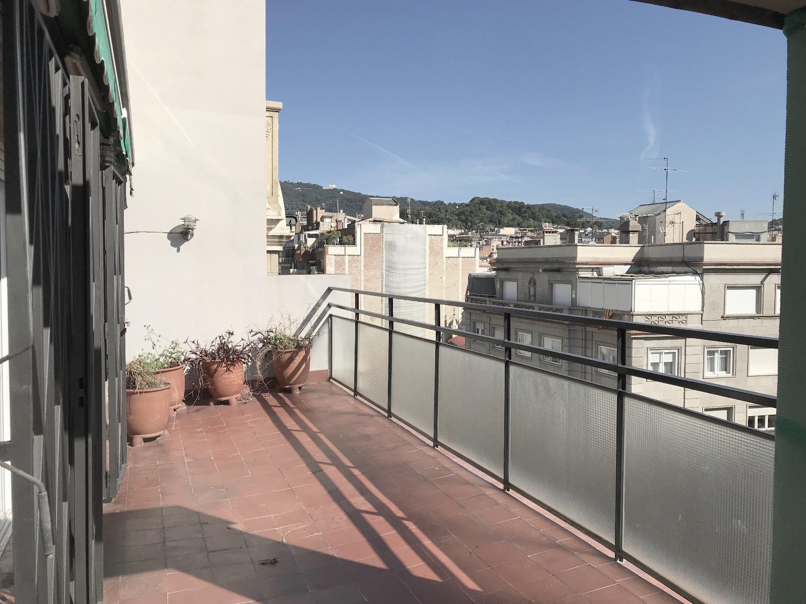 Imagen 3 Ático en alquiler en Barcelona / Junto Plza Molina
