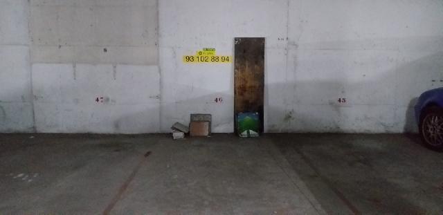 Imagen 1 Inmueble 217487 - Parking Coche en venta en Barberà Del Vallès / Cerca de Centre Cívic Ca n´Amiguet y Espai ...