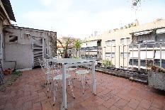 228577 - Ático en alquiler en Esplugues De Llobregat / Fantastico Atico en el centro de esplugues.