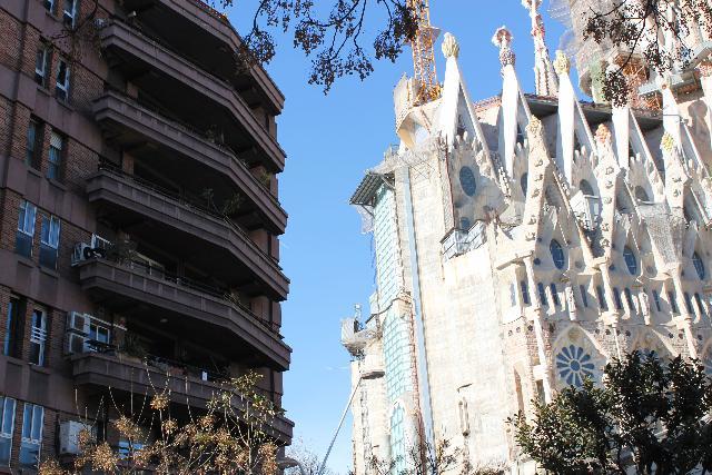Imagen 1 Inmueble 222090 - Piso en venta en Barcelona / Junto Templo Sagrada  Familia