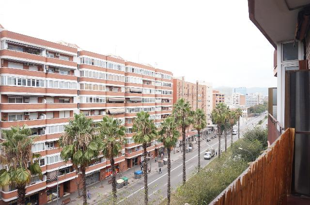 Imagen 1 Inmueble 244519 - Piso en venta en Barcelona / Junto metro L10 Foneria