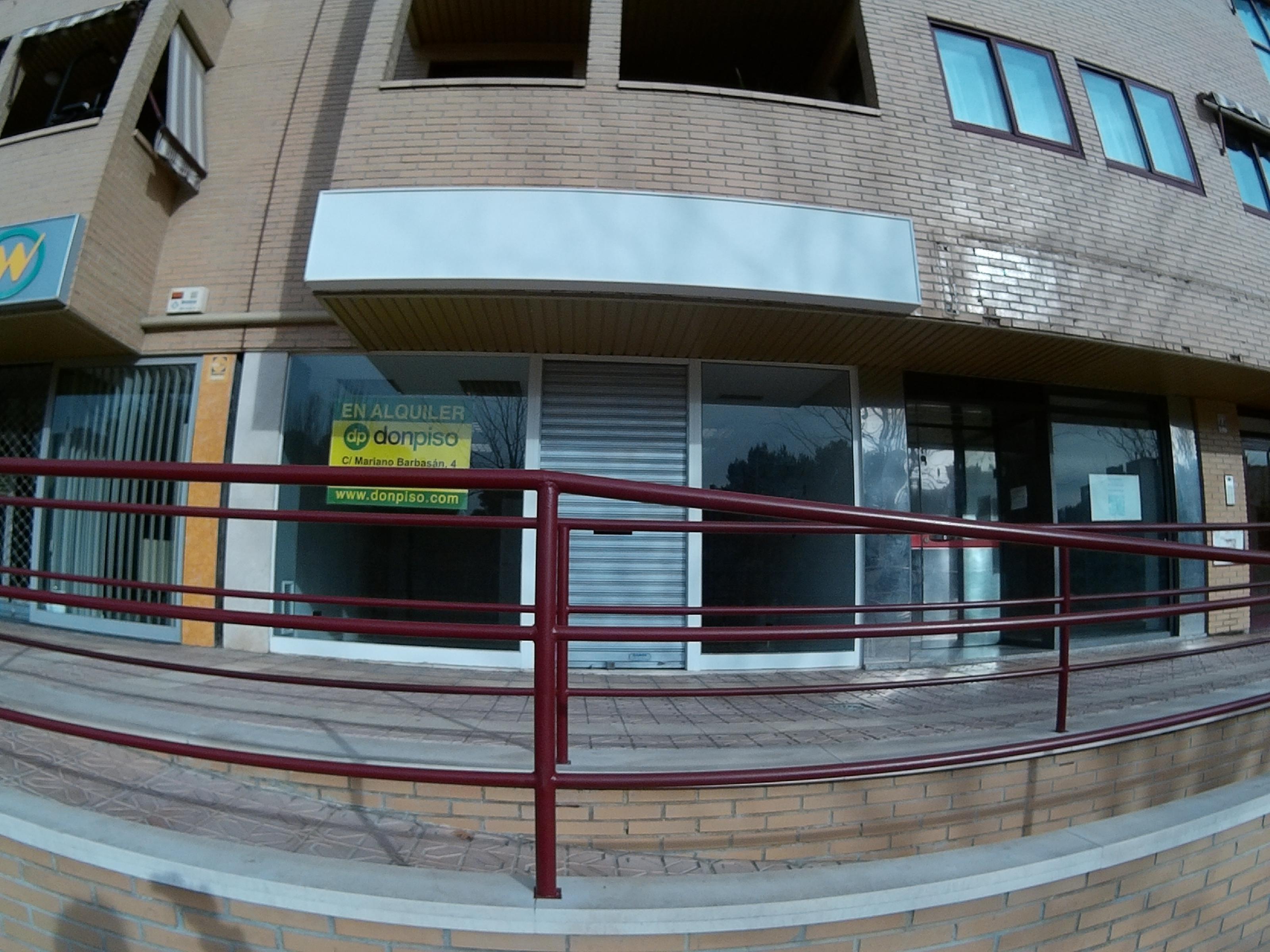 Imagen 2 Local Comercial en alquiler en Zaragoza / Avenida Pablo Ruiz Picaso