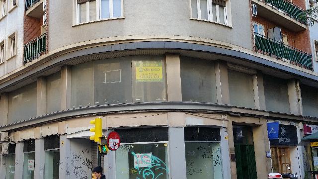 Imagen 1 Inmueble 204623 - Oficina Comercial en venta en Zaragoza / Don Jaime oficinas