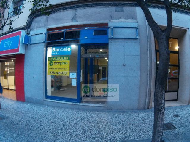 Imagen 1 Inmueble 233711 - Local Comercial en alquiler en Zaragoza / Avenida Camino de las Torres