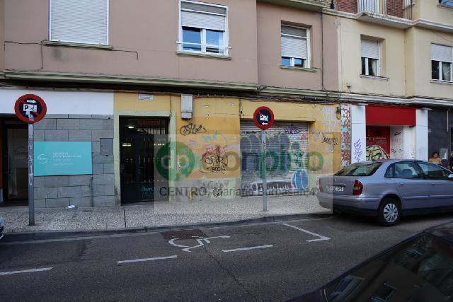 Imagen 1 Inmueble 240422 - Local Comercial en alquiler en Zaragoza / Calle Felix Latassa