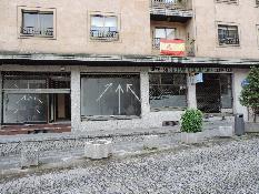 207824 - Local Comercial en alquiler en Salamanca / Zona Plaza de la Fuente