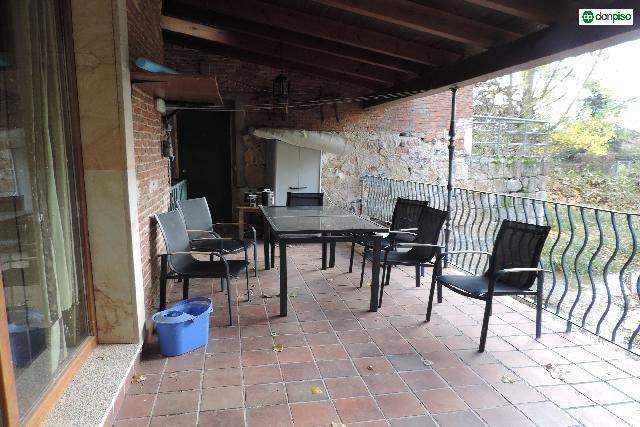 Imagen 1 Inmueble 217550 - Casa Rústica en venta en Huerta / Huerta (Salamanca)