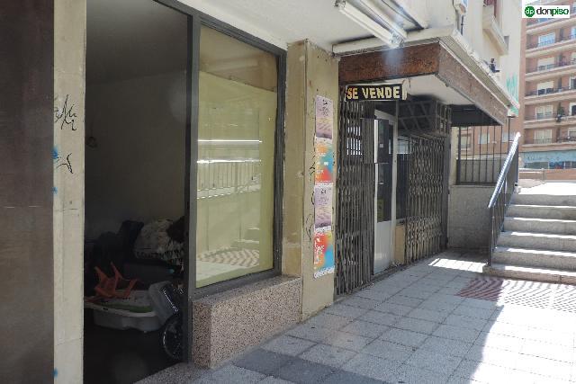Imagen 1 Inmueble 220966 - Local Comercial en venta en Salamanca / Paseo de la Estación.