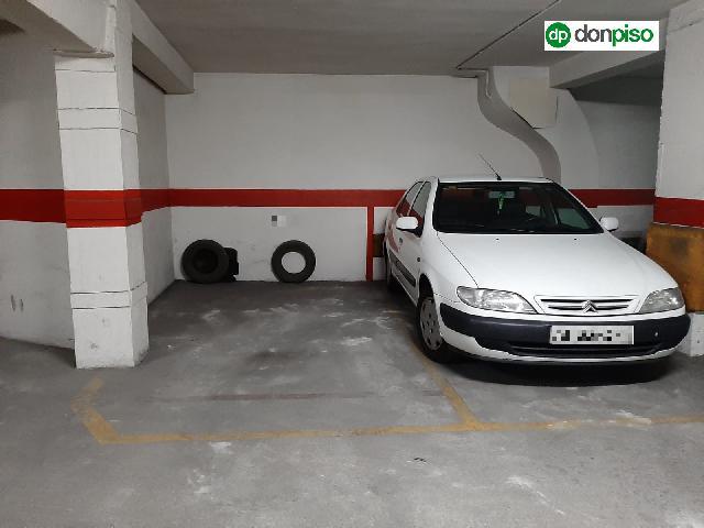Imagen 1 Inmueble 237767 - Parking Coche en venta en Salamanca / Entrada por Calle Otumba