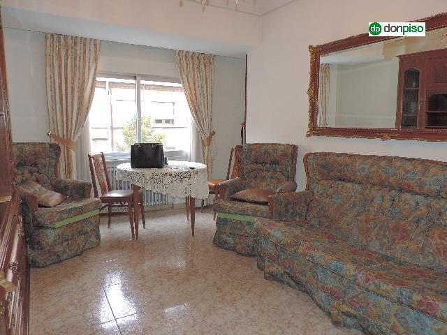 Imagen 1 Inmueble 242453 - Piso en alquiler en Salamanca / Zona Avn Portugal con Maria Auxiliadora