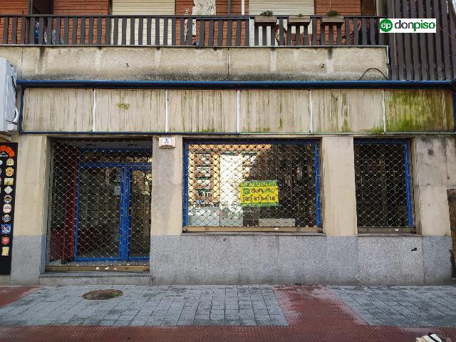Imagen 1 Inmueble 246517 - Local Comercial en alquiler en Salamanca / Calle gomez ulla. Parque Picaso