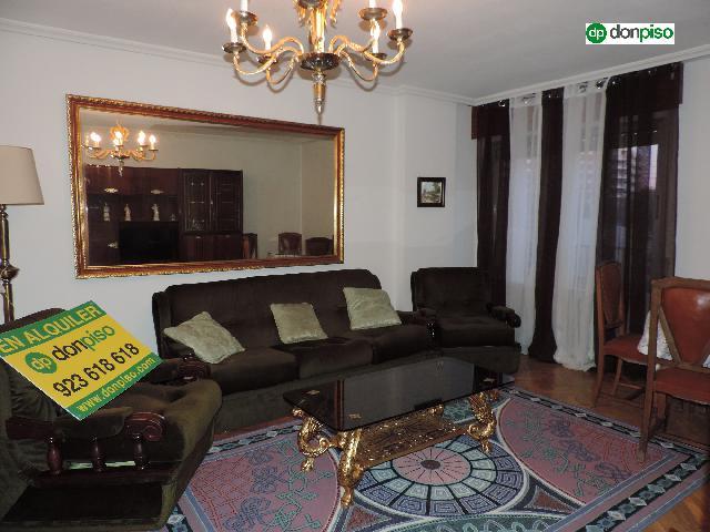 Imagen 1 Inmueble 247885 - Piso en alquiler en Salamanca / Plaza de los Rosales