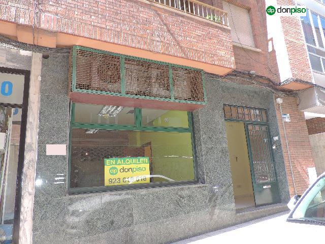 Imagen 1 Inmueble 253144 - Local Comercial en alquiler en Salamanca / Junto al Paseo de la Estación. Torres Quevedo