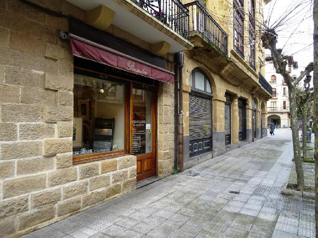 Imagen 1 Inmueble 201561 - Local Comercial en venta en Getxo / C/ Paulino Mendivil