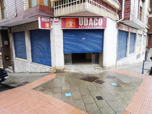 Imagen 1 Inmueble 207603 - Local Comercial en alquiler en Portugalete / Zona Simon Bolivar - Cerca del metro