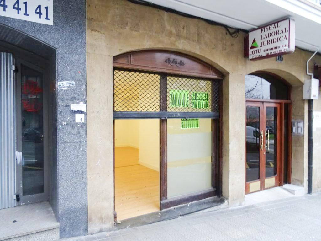 Imagen 1 Local Comercial en venta en Getxo / Centro Algorta. Amesti.