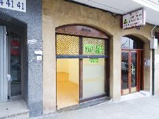 220372 - Local Comercial en venta en Getxo / Centro Algorta. Amesti.