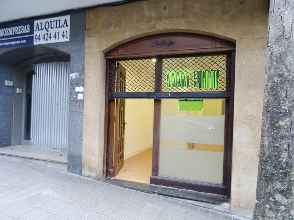 Imagen 3 Local Comercial en venta en Getxo / Centro Algorta. Amesti.