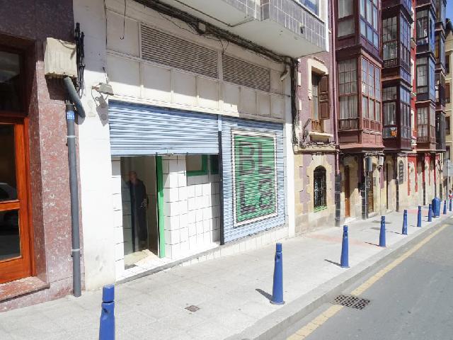 Imagen 1 Inmueble 224850 - Local Comercial en venta en Portugalete / Frente al Colegio Maestro Zubeldia