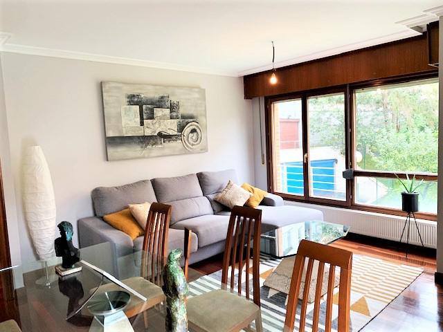 Imagen 1 Inmueble 243781 - Piso en venta en Getxo / Zona Villamonte Algorta