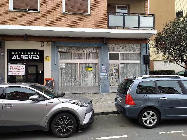 Imagen 1 Inmueble 247318 - Local Comercial en venta en Getxo / Zona    Algorta