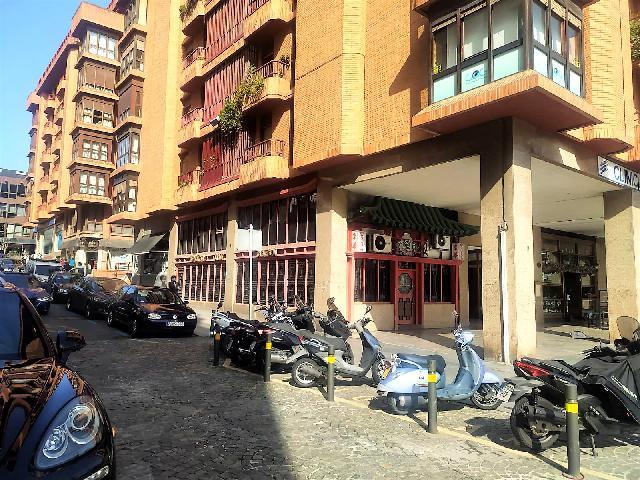 Imagen 1 Inmueble 247856 - Parking Coche en venta en Getxo / Zona calle Mayor