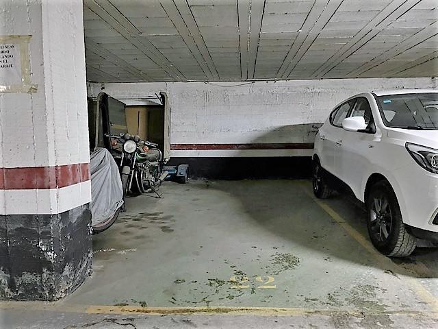 Imagen 1 Inmueble 248563 - Parking Coche en venta en Getxo / Zona       Romo