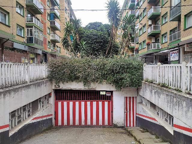 Imagen 1 Inmueble 250770 - Parking Coche en venta en Getxo / Zona        Romo