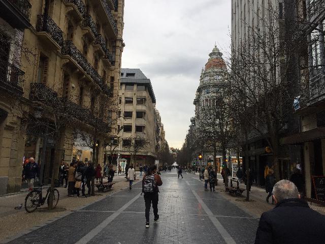 Imagen 1 Inmueble 233960 - Local Comercial en alquiler en San Sebastián / Zona centro, Donostia