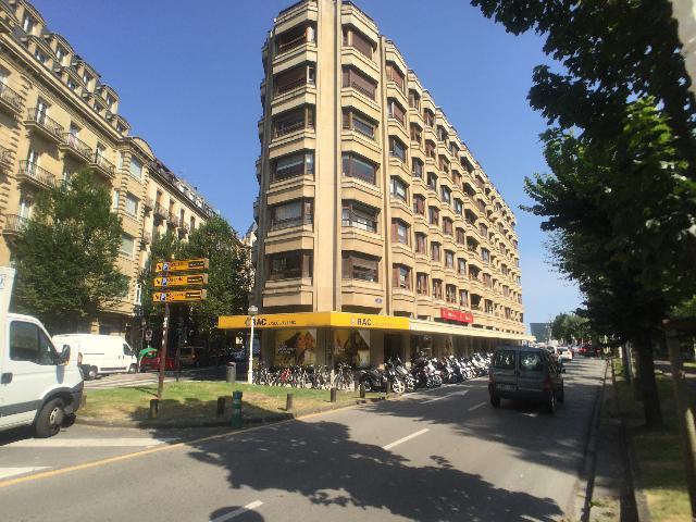 Imagen 1 Inmueble 236294 - Parking Moto en alquiler en San Sebastián / Paseo de los Fueros, Centro