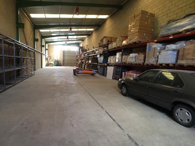 Imagen 1 Inmueble 243977 - Local Industrial en venta en Urnieta / Poligono Erratzu, Urnieta