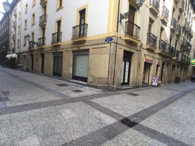 Imagen 1 Inmueble 247336 - Local Comercial en venta en Donostia-San Sebastián / Calle Narrika, Parte vieja, Donostia