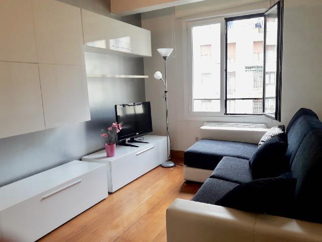 Imagen 1 Inmueble 250450 - Piso en alquiler en Donostia-San Sebastián / Pase Errondo, barrio de Amara
