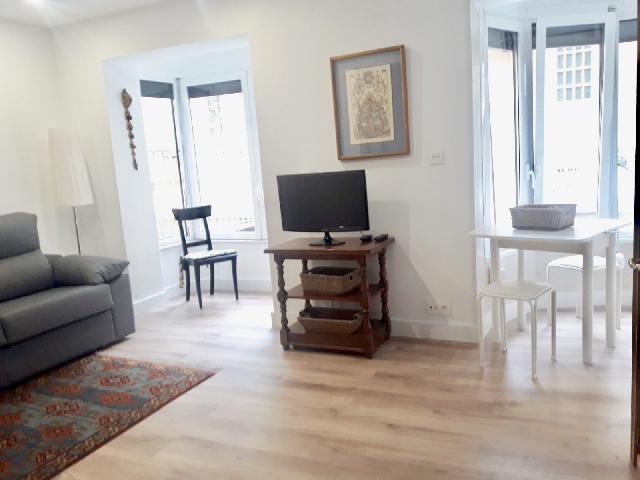 Imagen 1 Inmueble 250898 - Apartamento en alquiler en Donostia-San Sebastián / Calle Easo, Centro