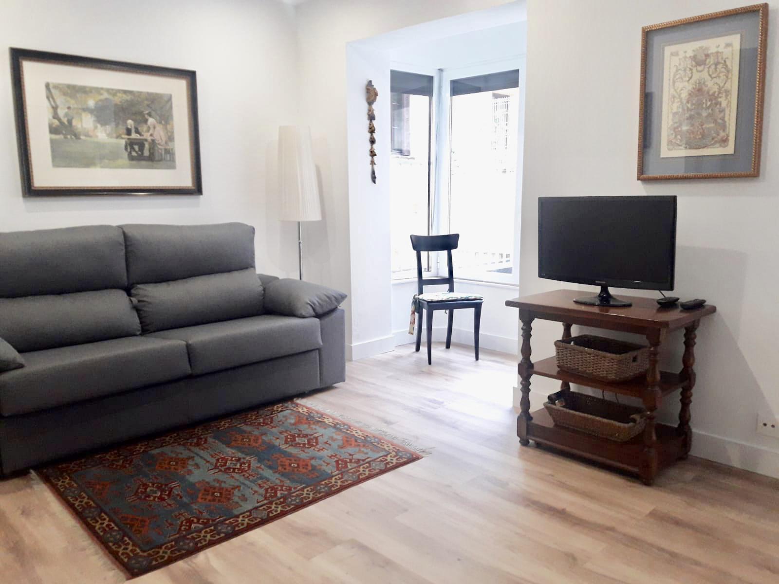 Imagen 4 Apartamento en alquiler en Donostia-San Sebastián / Calle Easo, Centro