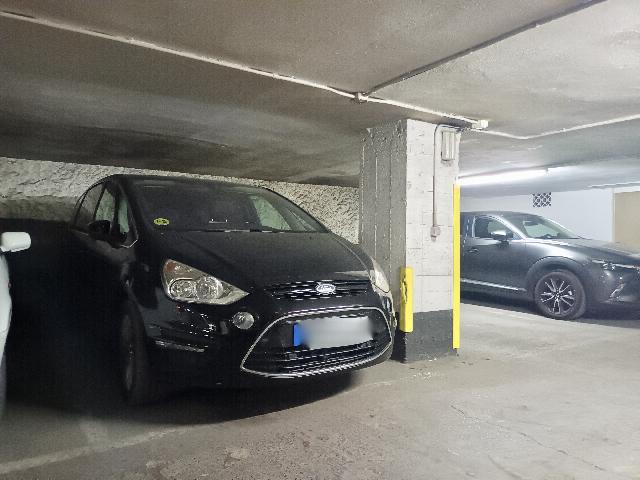 Imagen 1 Inmueble 253045 - Parking Coche en alquiler en Donostia-San Sebastián / Paseo de los Fueros, centro