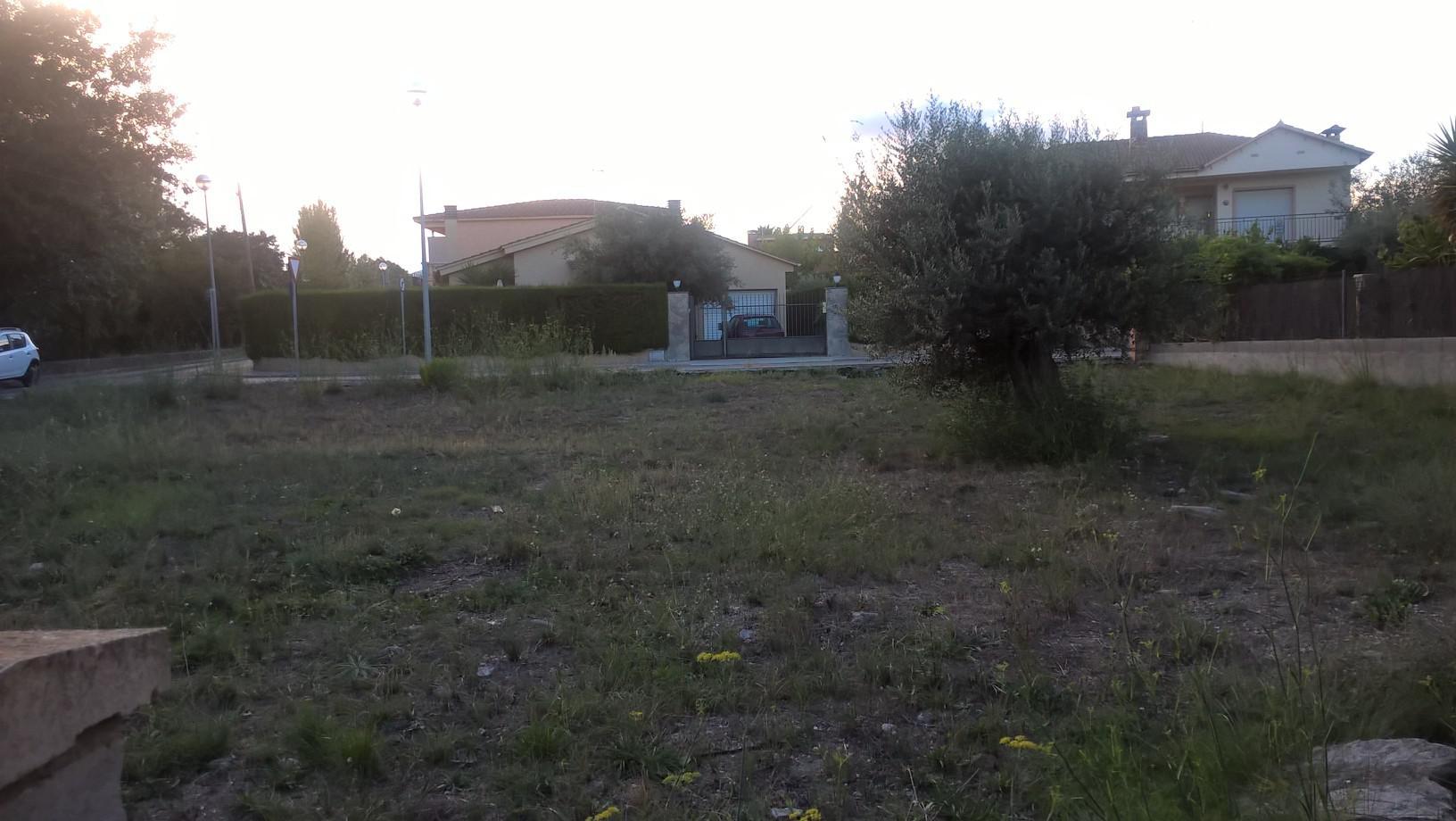 Imagen 2 Solar Urbano en venta en Sant Martí Sarroca / Frente a subida al castillo, próximo al ayun...