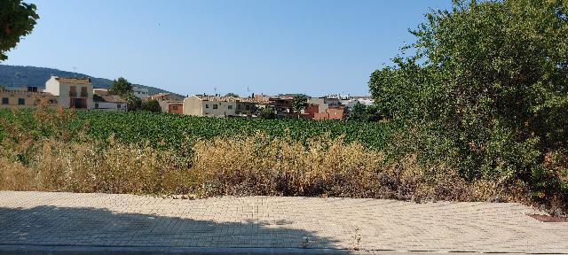 Imagen 1 Inmueble 252619 - Solar Urbano en venta en Sant Cugat Sesgarrigues / Sant Cugat Sesgarrigues