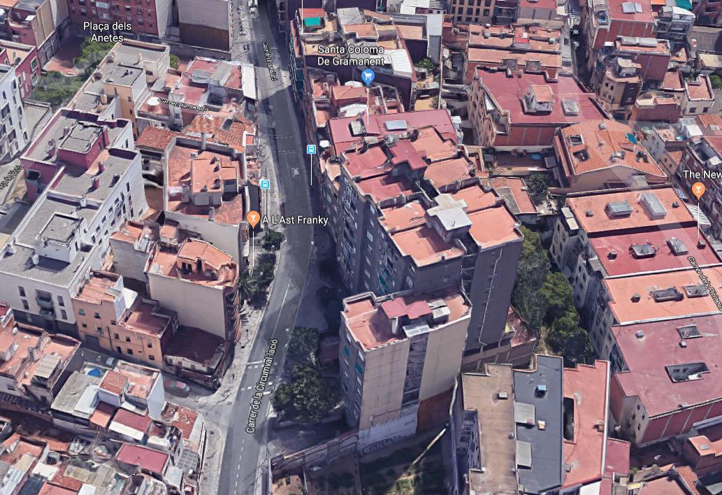 Imagen 4 Parking Coche en venta en Santa Coloma De Gramenet / Santa Coloma De Gramenet