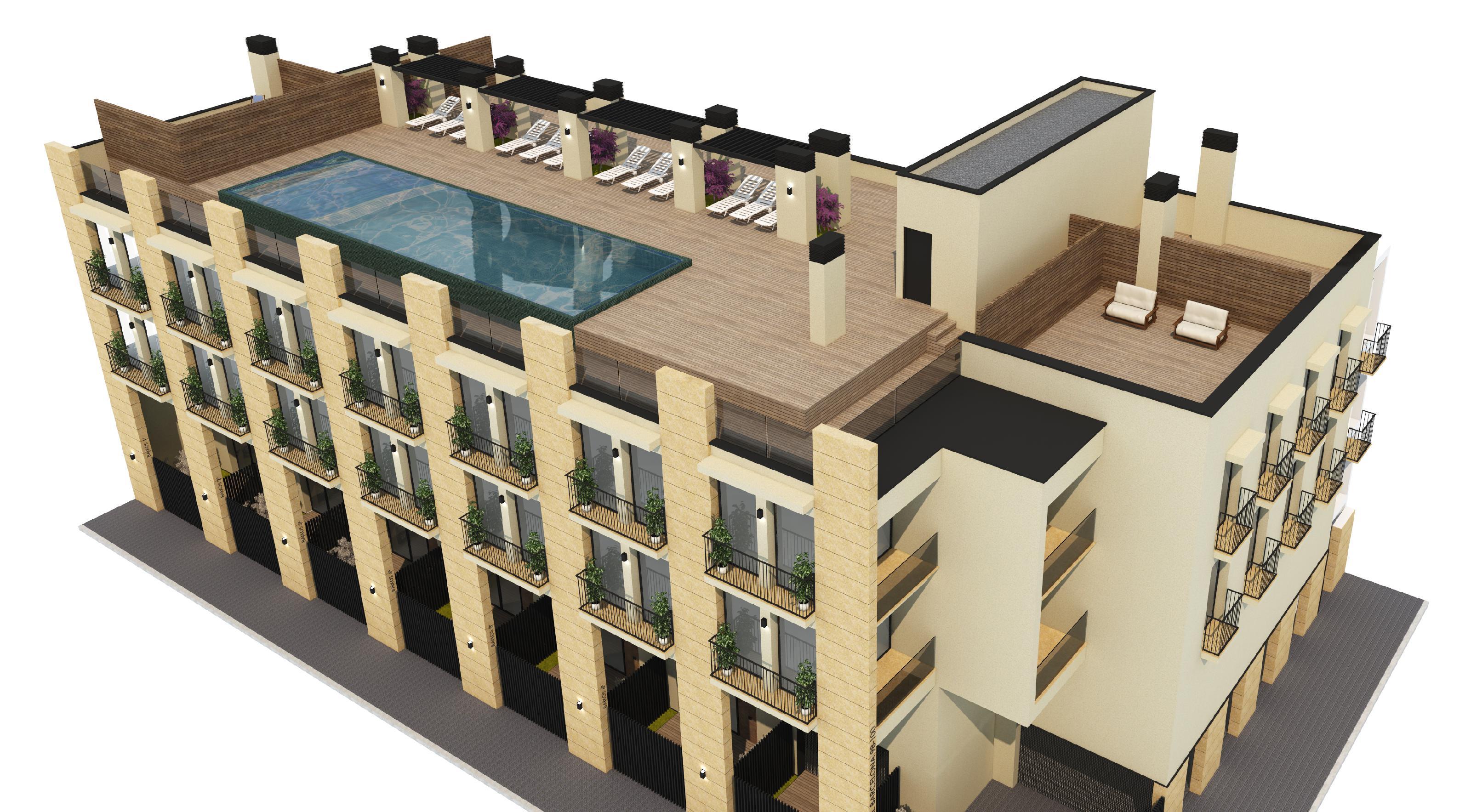 Imagen 3 Piso en venta en Hospitalet De Llobregat L´ / Junto al Ayuntamiento