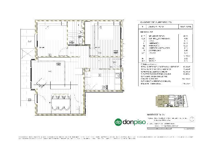 Imagen 1 Inmueble 245579 - Piso en venta en Hospitalet De Llobregat (L´) / Rambla Just Oliveres