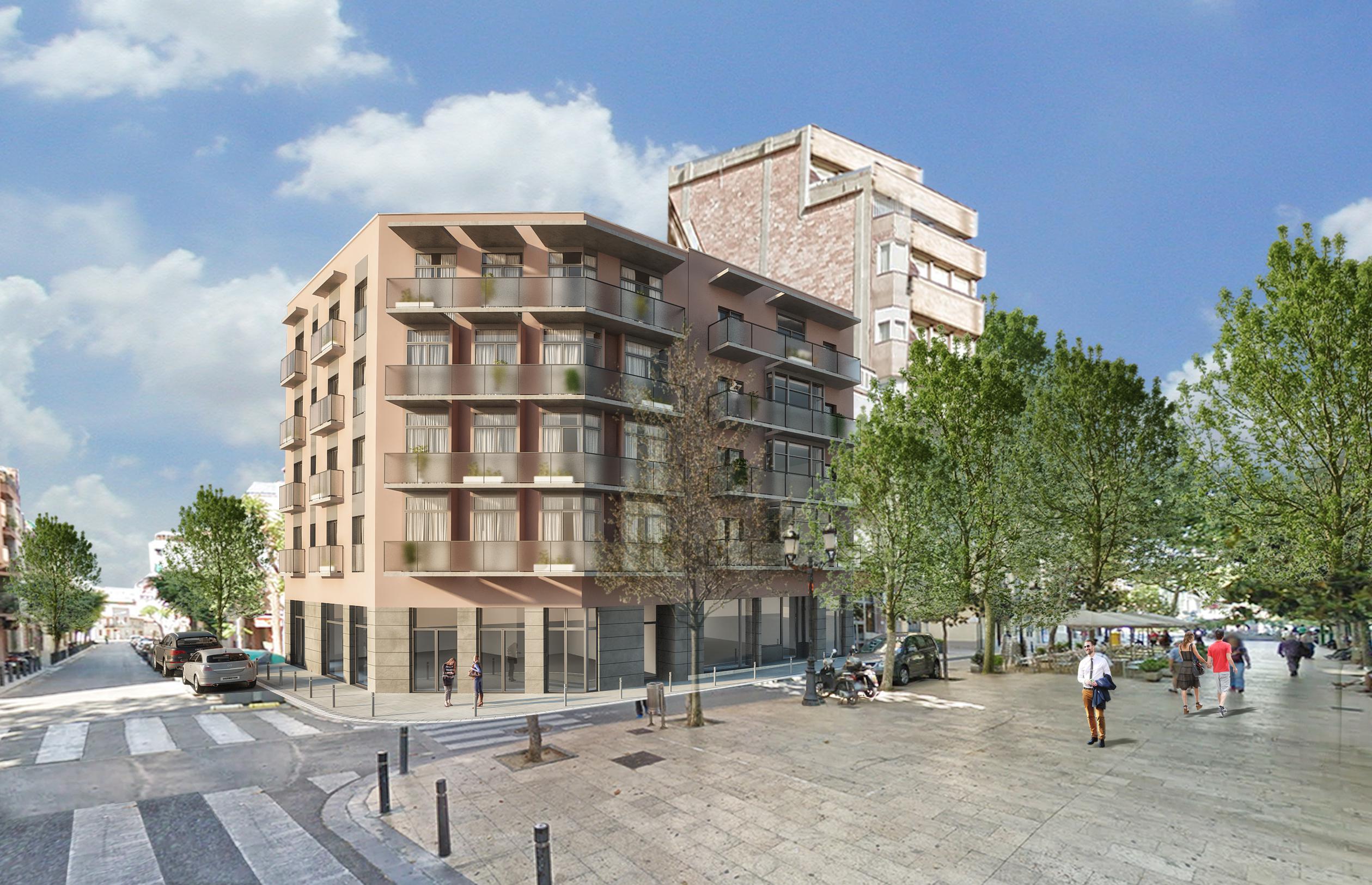 Imagen 2 Piso en venta en Hospitalet De Llobregat L´ / Rambla Just Oliveres