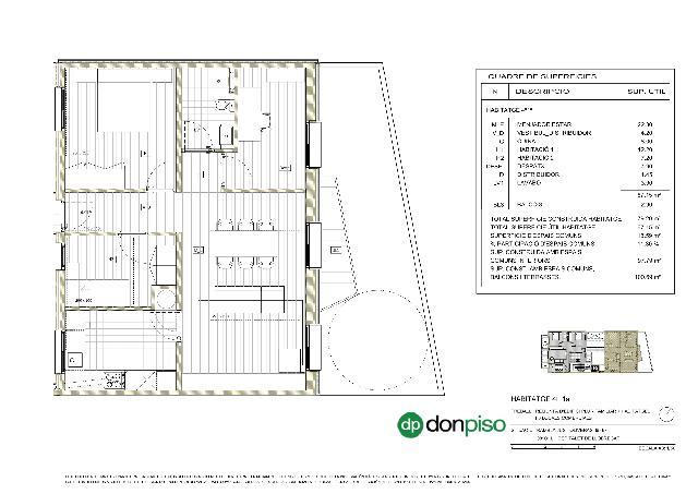 Imagen 1 Inmueble 245601 - Piso en venta en Hospitalet De Llobregat (L´) / Rambla Just Oliveres