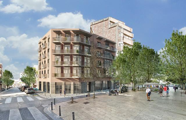 Imagen 1 Inmueble 245602 - Piso en venta en Hospitalet De Llobregat (L´) / Rambla Just Oliveres