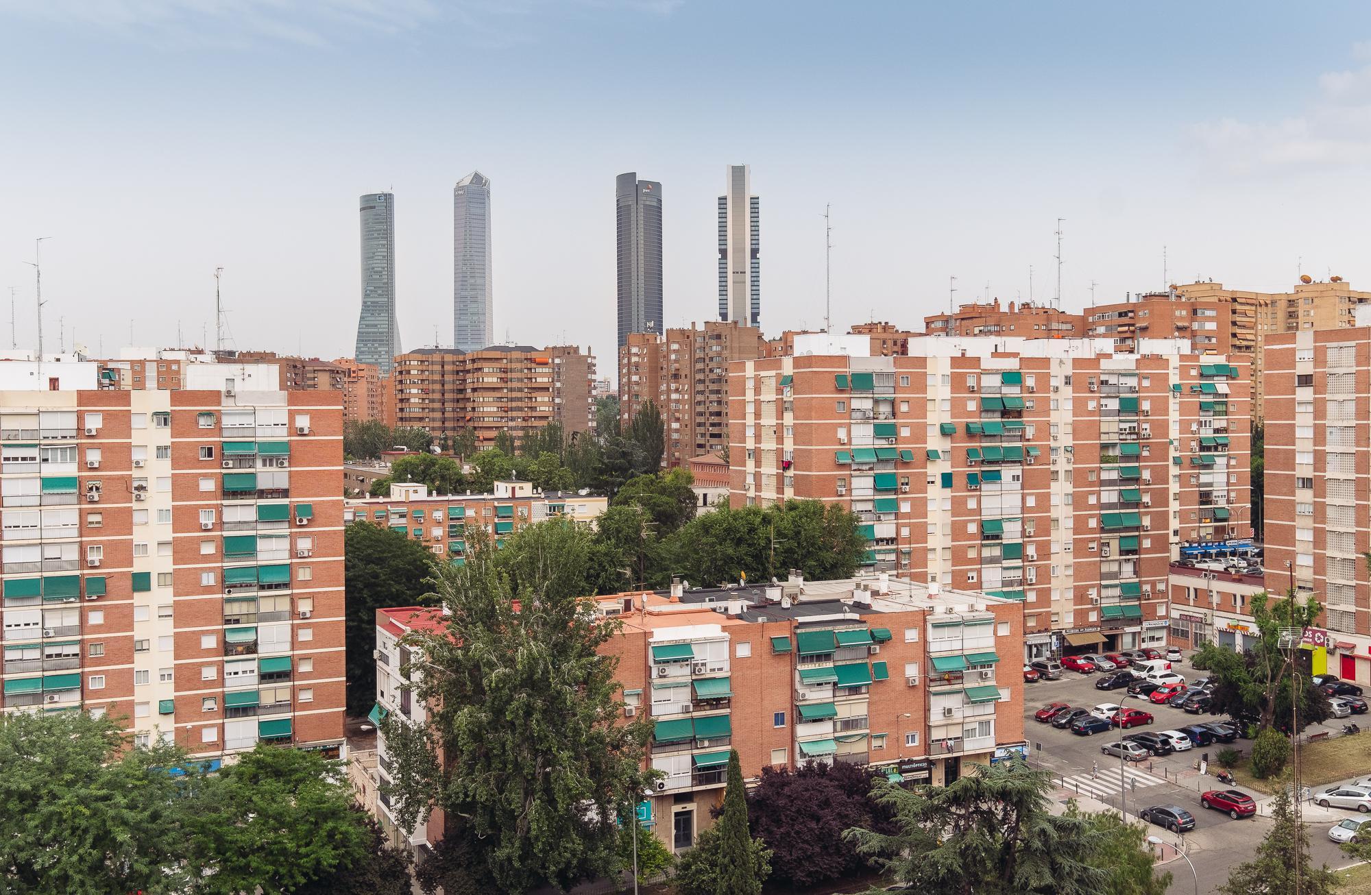 Piso barrio del pilar best piso bajo barrio del pilar foto with piso barrio del pilar with piso - Pisos en barrio del pilar ...