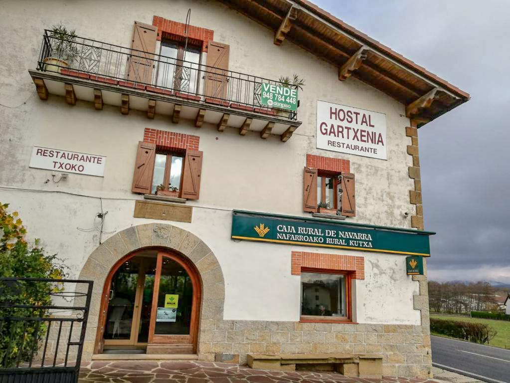 216995 - Larrainzar, Valle de Ulzama, Junto a Caja Rural