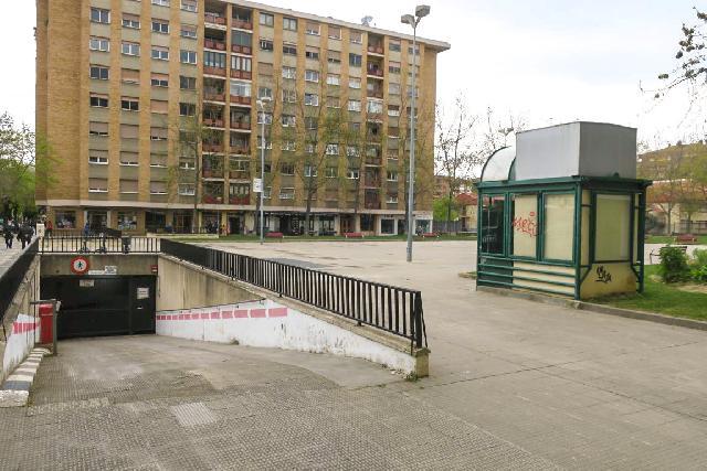 Imagen 1 Inmueble 249044 - Parking Coche en venta en Pamplona/iruña / Junto a Frontón López y Hotel Ciudad de Pamplona.
