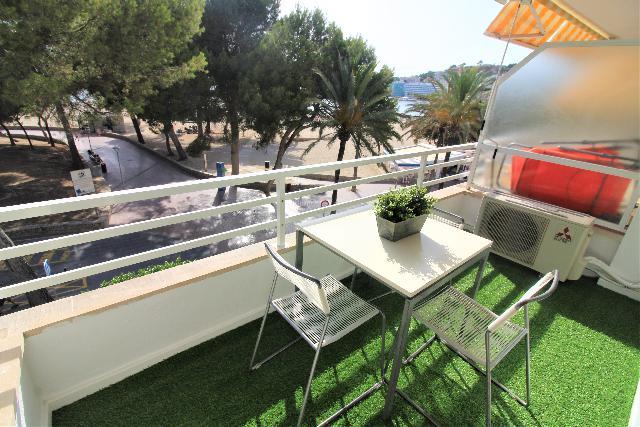 Imagen 1 Inmueble 221355 - Ático en venta en Calvià / Santa Ponça en primera linea de mar