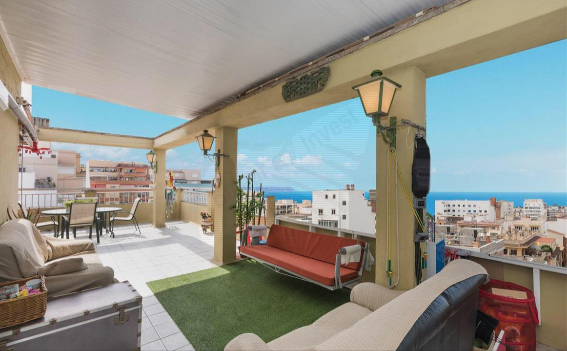 Imagen 3 Ático en venta en Palma / Santa Catalina - Es Jonquet