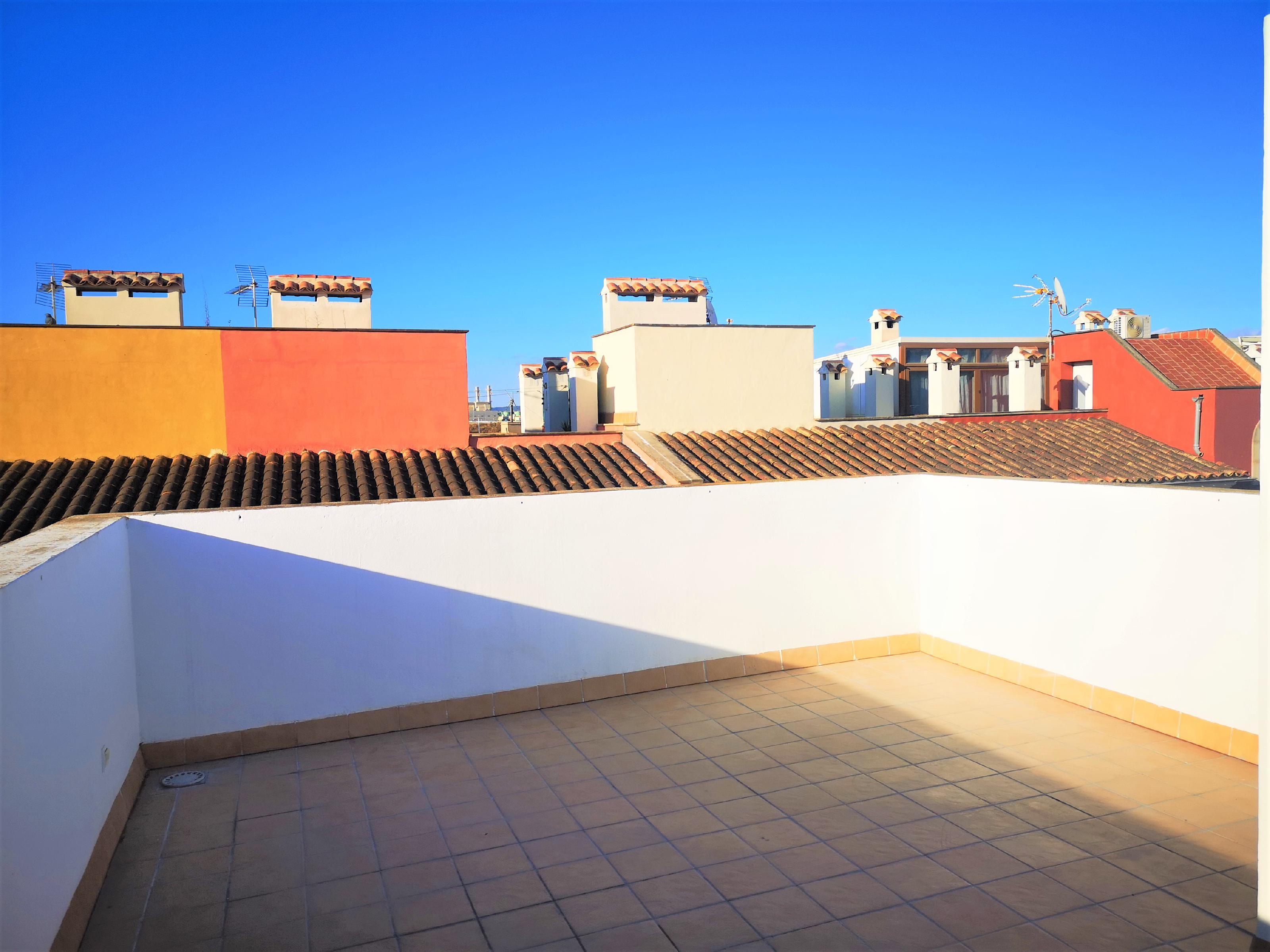 Imagen 4 Ático en venta en Palma / Coll den Rabassa